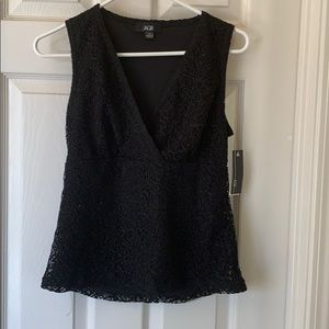 NWT sparkly top